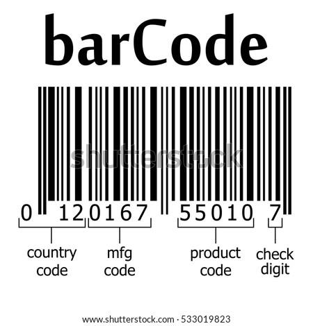 decoding ean 13 barcode  name
