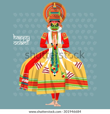 kathakali cartoons pictures illustrations - photo #18