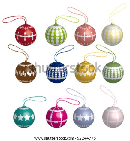 Decoration Christmas ball