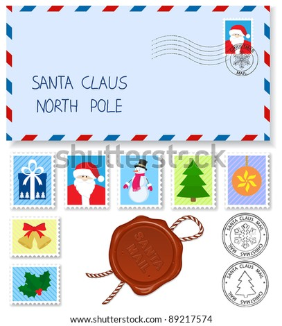 search results for �letter to santa clause examples