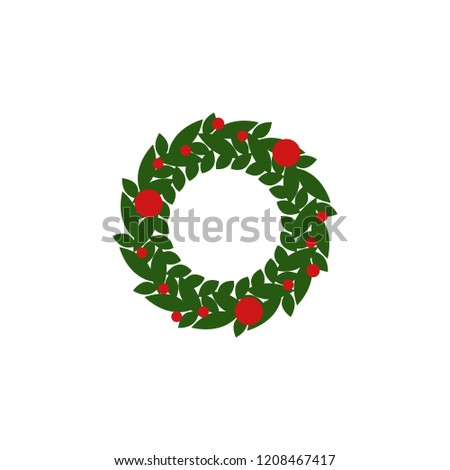 Decoration, xmas color icon. Element of Christmas and New Year illustration. Premium quality graphic design color icon. Signs and symbols multicolor icon for websites, mobile app on white background