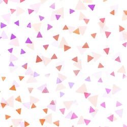 Decorative background with watercolour pattern