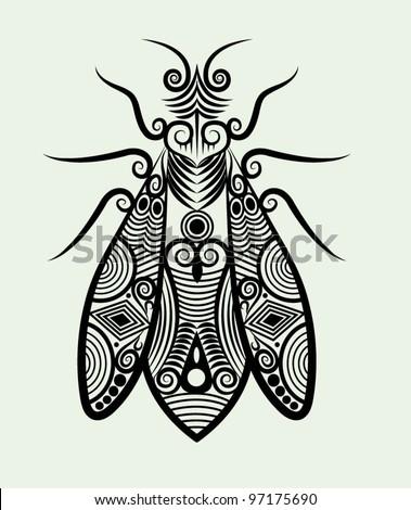 decorative bee ornament animal