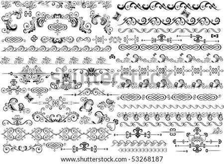 Decorative Border Designs Decorative Border And Design