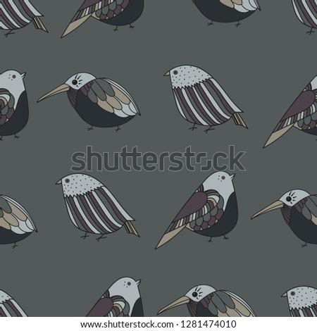 decorative  cute  small birds