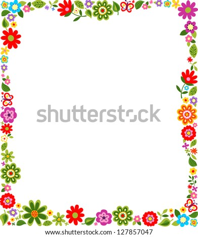 Cute Border Designs