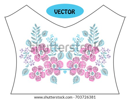 decorative flowers in