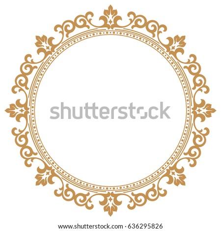 Decorative line art frames for design template. Elegant vector ...