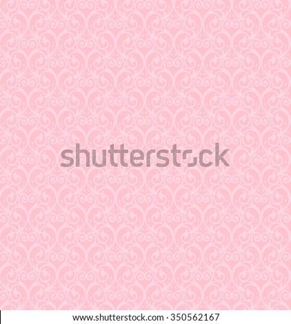 decorative seamless pattern on