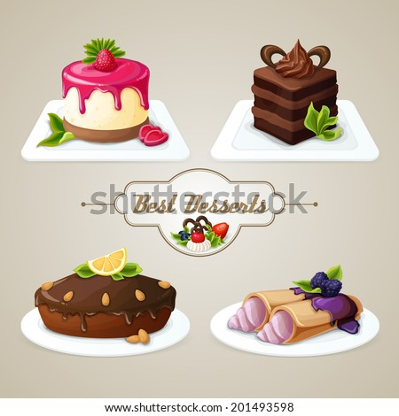 decorative sweets food best