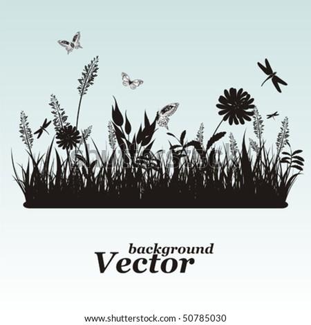 decorative vector nature