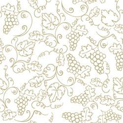 Decorative vine seamless vector pattern