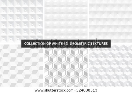 decorative white seamless