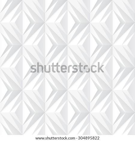 stock vector decorative white texture seamless vector pattern 304895822 - Каталог — Фотообои «3D Текстуры»