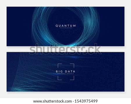 Deep learning concept. Digital technology abstract background. Artificial intelligence and big data. Tech visual for database template. Industrial deep learning backdrop.