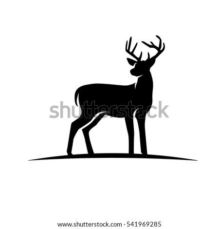 stock-vector-deer
