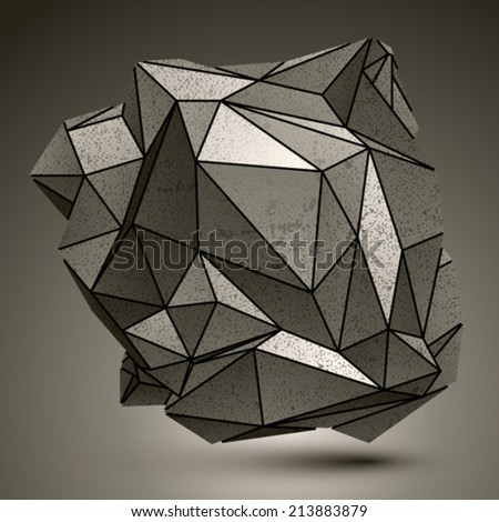deformed complicated metallic
