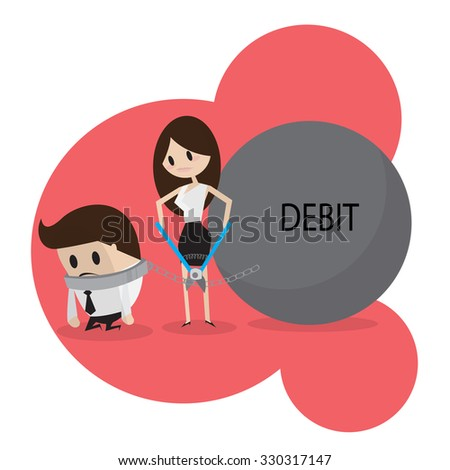 delete debit for businessman