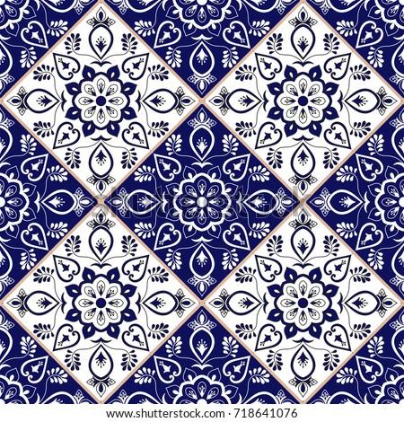 Geometric Kitchen Tile
