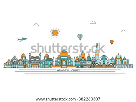 Shutterstock puzzlepix for Spaces architects safdarjung