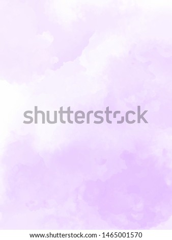 delicate abstract watercolor background, texture basis for design