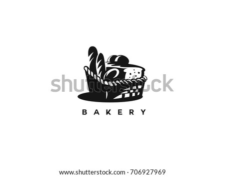 delicious bakery icon  pastry ...