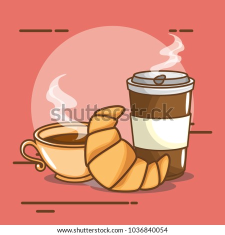 delicious coffee time elements
