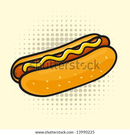 Hot+dog+stand+logo