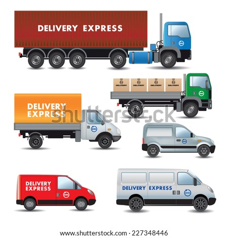 delivery express set of