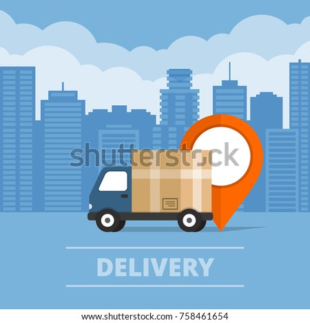 delivery service delivery