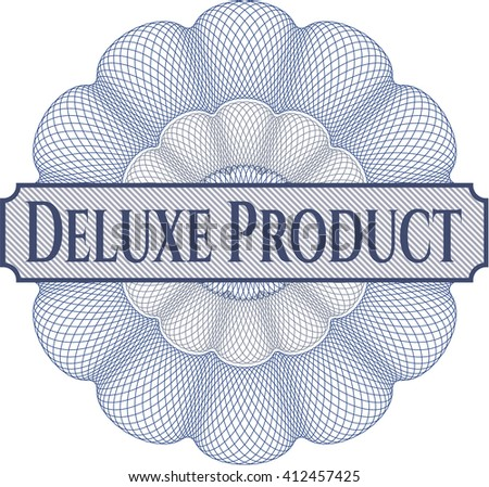 Deluxe Product rosette
