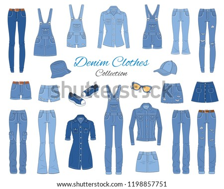 free jeans pants vector download free vector art stock graphics