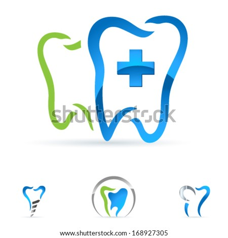 dental care icons