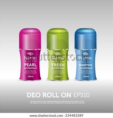 Deodorant Roll-on set