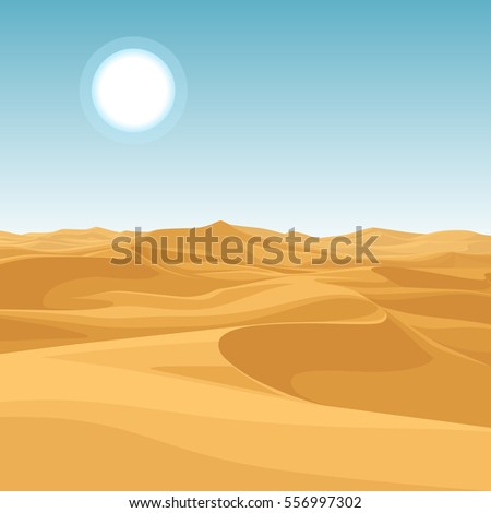 Stock Photo Desert