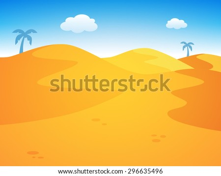 desert background