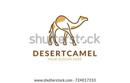 Desert Camel Logo