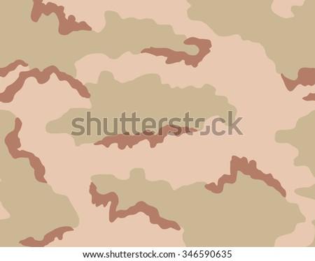 desert camouflage seamless