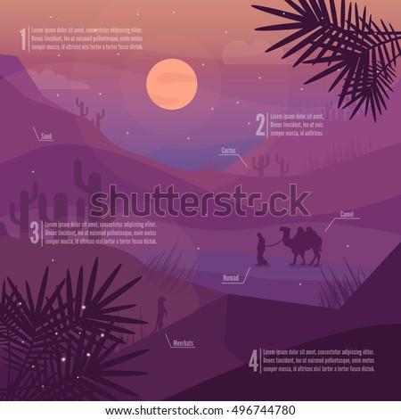 desert landscape desert