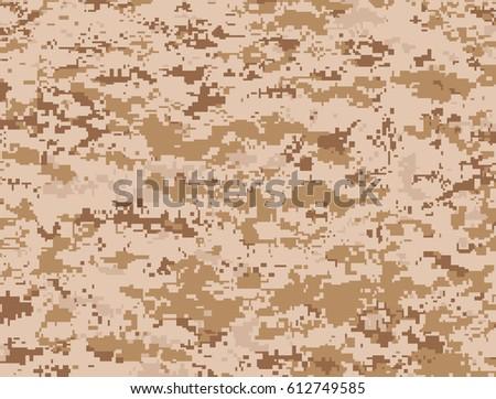 desert pixels camouflage