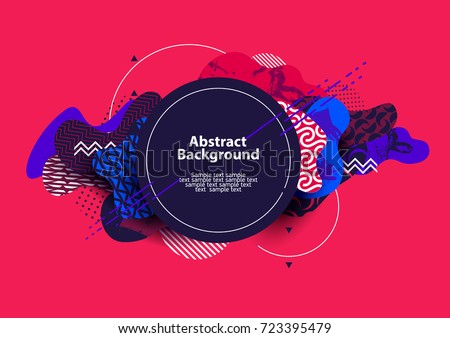 design abstract geometric