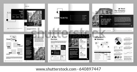 design annual report  cover
