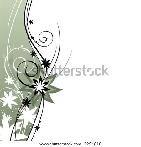 wallpaper flowers abstract. design art flower abstract