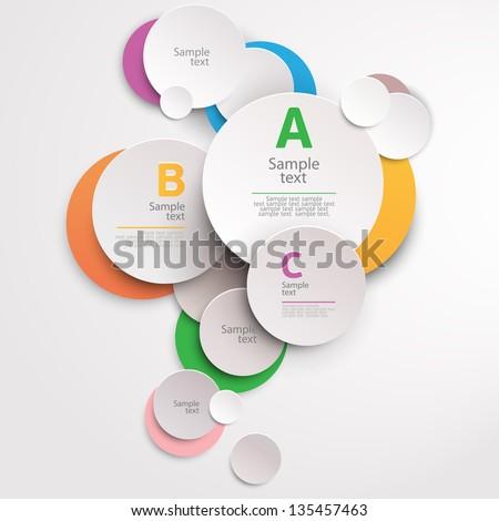 design colorful circle