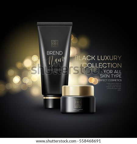 design cosmetics product