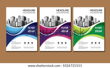 design cover book brochure layout flyer background magazine for