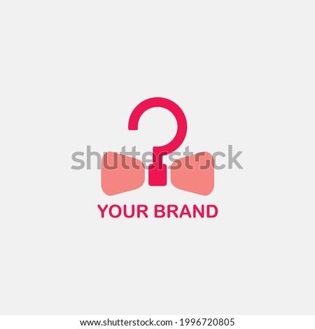 Design Creative Logo Henger Fashion Brand Stock fotó ©