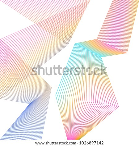 stock-vector-design-element-curved-sharp-corners-wave-many-lines-abstract-vertical-broken-stripes-on-white