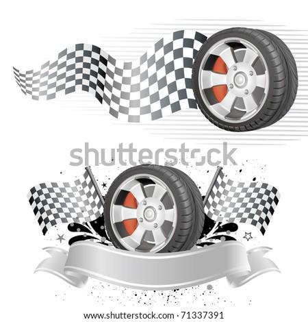 design  element of automobile race