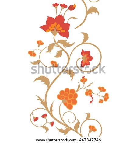 design element of flowers